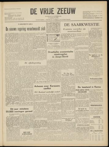de Vrije Zeeuw 1952-10-25