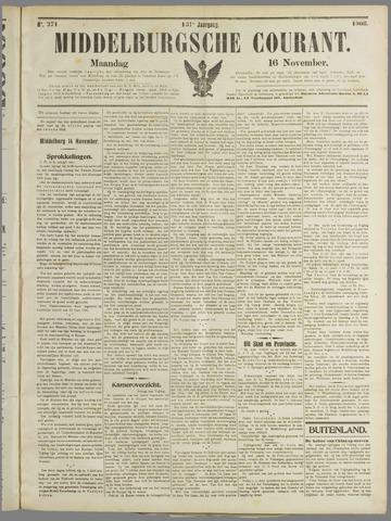 Middelburgsche Courant 1908-11-16