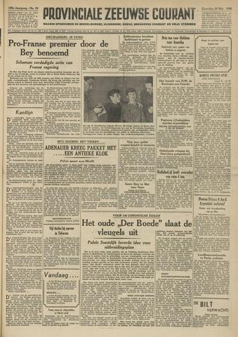 Provinciale Zeeuwse Courant 1952-03-29
