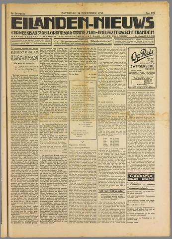 Eilanden-nieuws. Christelijk streekblad op gereformeerde grondslag 1935-12-14