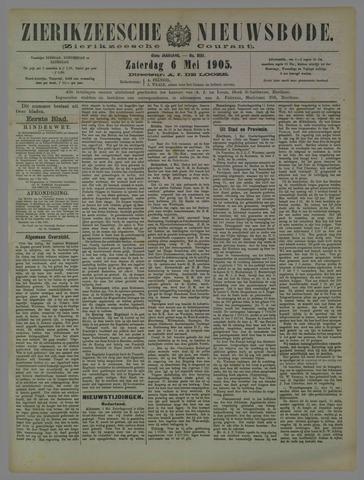 Zierikzeesche Nieuwsbode 1905-05-06