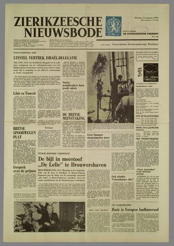 Zierikzeesche Nieuwsbode 1974-01-15