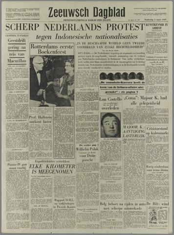 Zeeuwsch Dagblad 1959-03-05