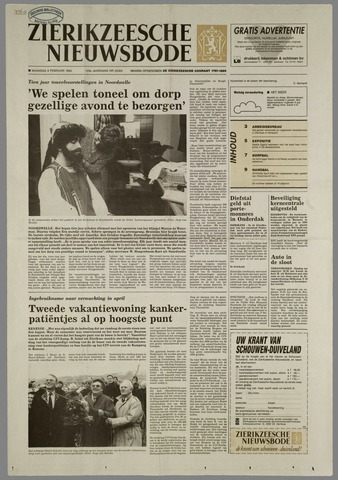 Zierikzeesche Nieuwsbode 1993-02-08