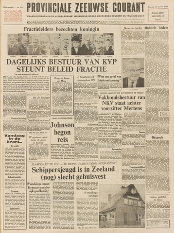 Provinciale Zeeuwse Courant 1966-10-18