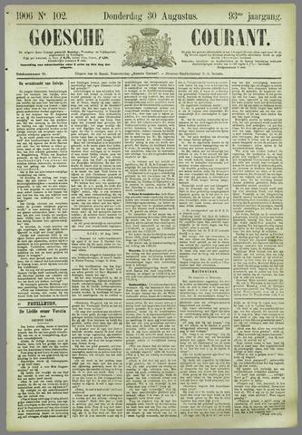 Goessche Courant 1906-08-30
