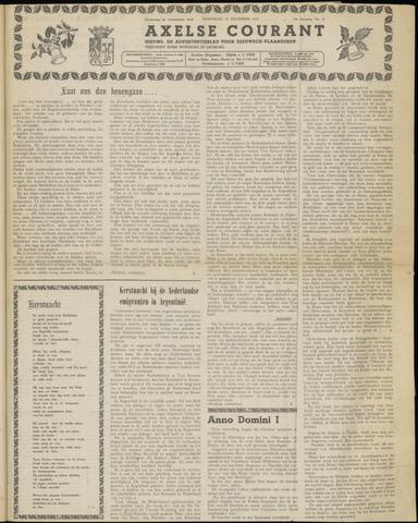 Axelsche Courant 1953-12-23