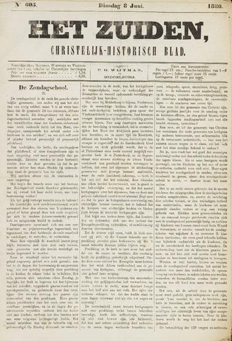 Het Zuiden, Christelijk-historisch blad 1880-06-08
