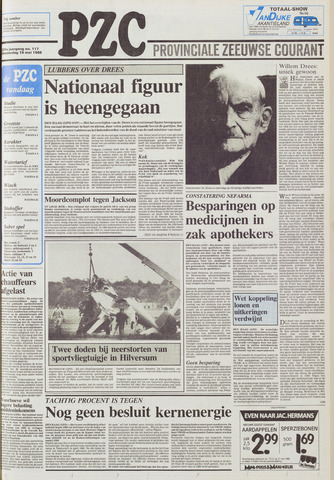 Provinciale Zeeuwse Courant 1988-05-19