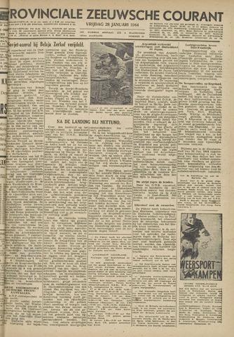 Provinciale Zeeuwse Courant 1944-01-28