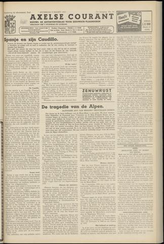 Axelsche Courant 1957-03-09