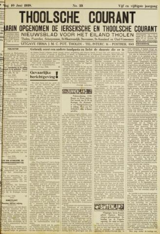 Ierseksche en Thoolsche Courant 1938-06-10