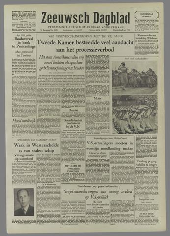 Zeeuwsch Dagblad 1957-05-09
