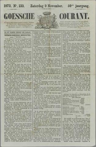 Goessche Courant 1872-11-09