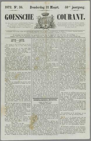 Goessche Courant 1872-03-21