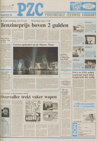 Provinciale Zeeuwse Courant 1991-06-19