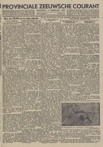 Provinciale Zeeuwse Courant 1943-02-08