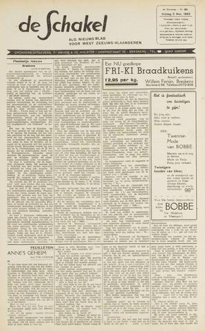 De Schakel 1962-11-02