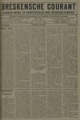 Breskensche Courant 1921-04-02