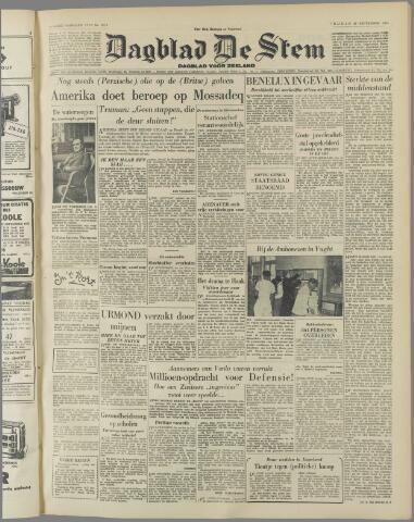 de Stem 1951-09-28