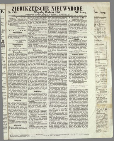 Zierikzeesche Nieuwsbode 1880-07-13