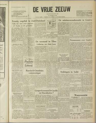 de Vrije Zeeuw 1959-06-22