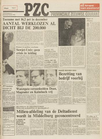 Provinciale Zeeuwse Courant 1975-01-09