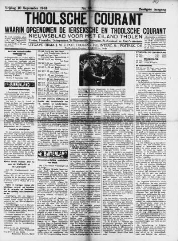 Ierseksche en Thoolsche Courant 1943-09-10