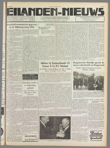 Eilanden-nieuws. Christelijk streekblad op gereformeerde grondslag 1959-09-25