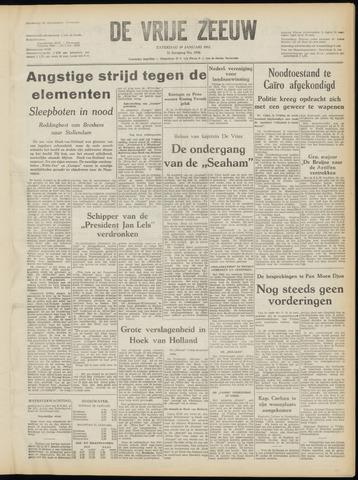 de Vrije Zeeuw 1952-01-19