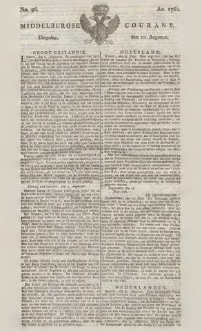 Middelburgsche Courant 1762-08-10