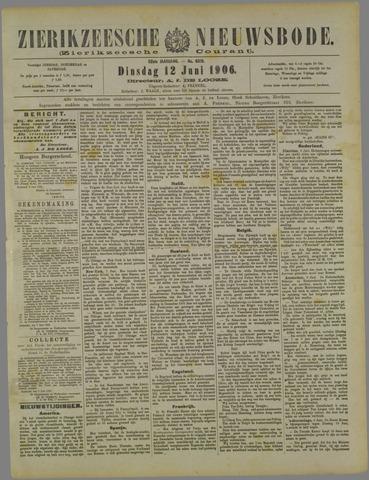 Zierikzeesche Nieuwsbode 1906-06-12