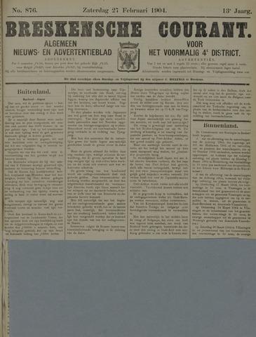 Breskensche Courant 1904-02-27