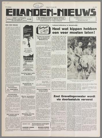 Eilanden-nieuws. Christelijk streekblad op gereformeerde grondslag 1978-08-11