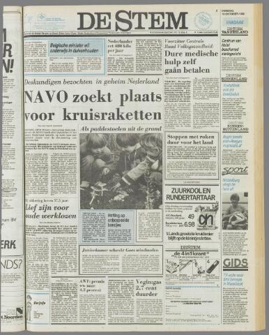 de Stem 1982-10-19