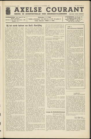 Axelsche Courant 1964-11-21