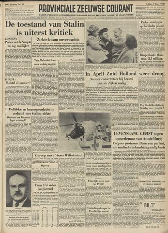 Provinciale Zeeuwse Courant 1953-03-06