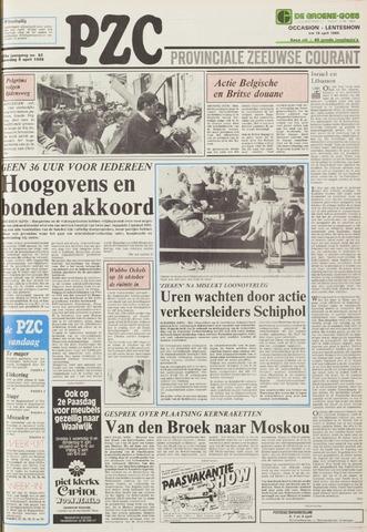 Provinciale Zeeuwse Courant 1985-04-06