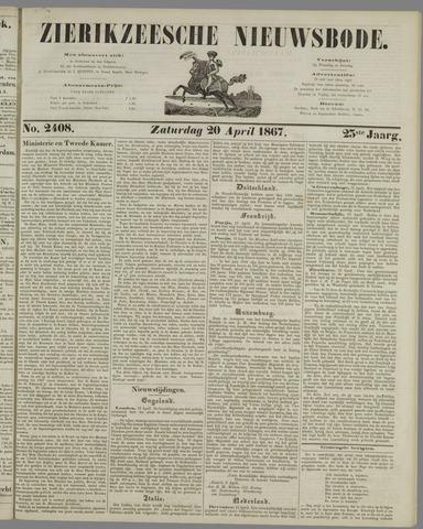 Zierikzeesche Nieuwsbode 1867-04-20