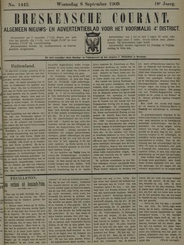 Breskensche Courant 1909-09-08