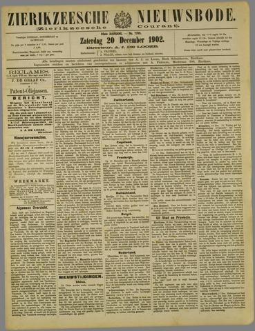 Zierikzeesche Nieuwsbode 1902-12-20