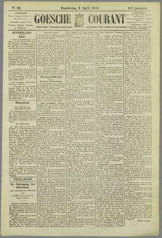 Goessche Courant 1924-04-03