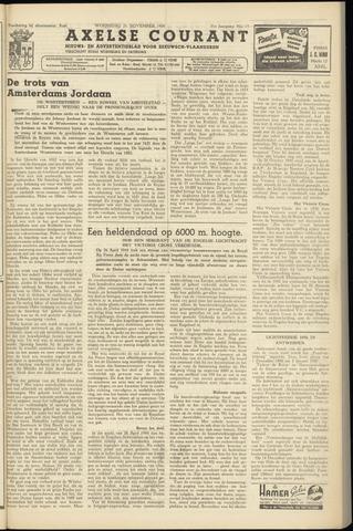 Axelsche Courant 1956-11-21