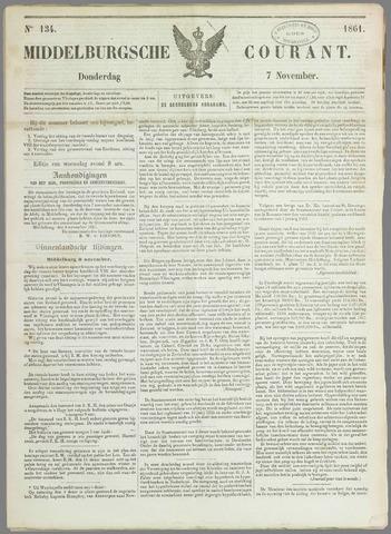 Middelburgsche Courant 1861-11-07