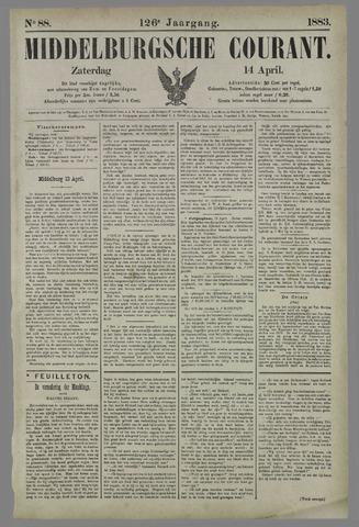 Middelburgsche Courant 1883-04-14
