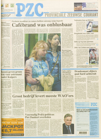 Provinciale Zeeuwse Courant 2003-06-24