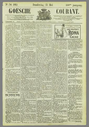 Goessche Courant 1913-05-15