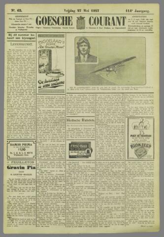 Goessche Courant 1927-05-27
