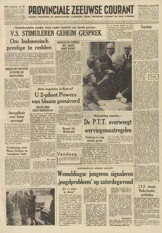 Provinciale Zeeuwse Courant 1962-03-07