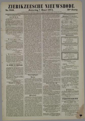 Zierikzeesche Nieuwsbode 1874-03-07